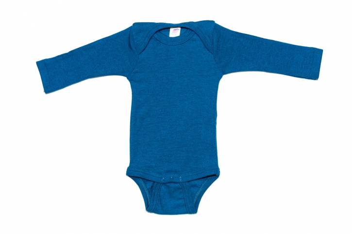 Baby Body langarm von Engel light-ocean / 98/104