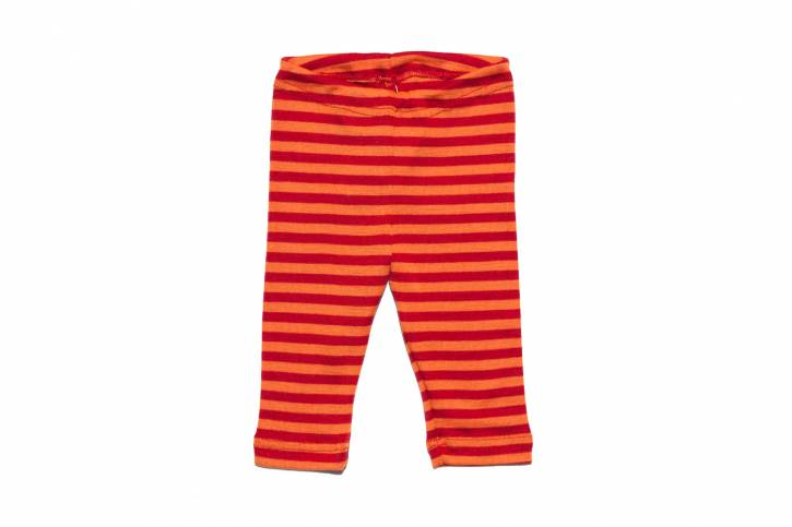 Baby Leggings von Engel kirschrot/orange / 62/68