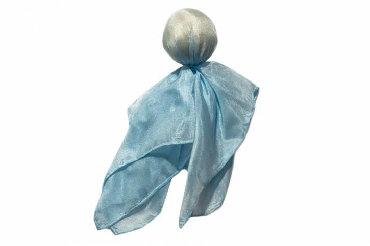 Seidenpüppchen von Filges hellblau