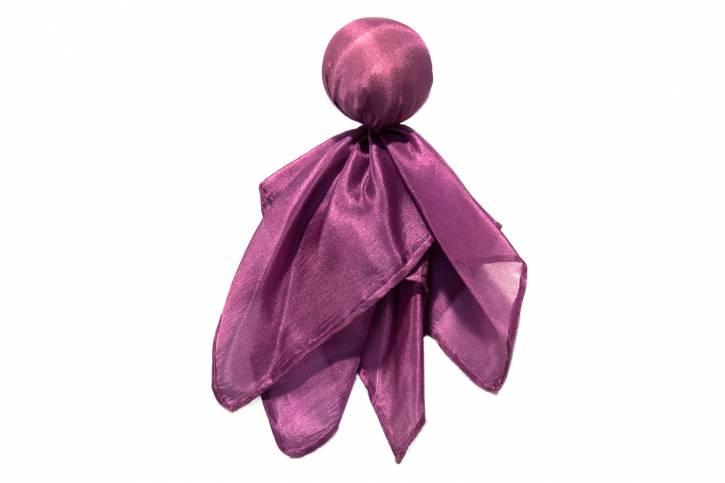 Seidenpüppchen von Filges violett