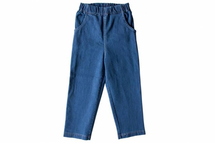 Jeans aus Bio-Baumwolle von Lilano