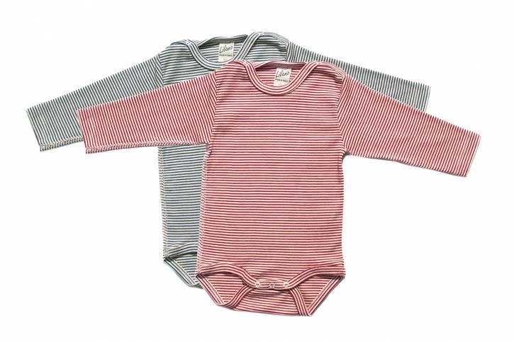 Baby Body langarm mit Schulterverschluss von Lilano