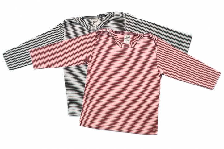 Langarm Shirt mit Schulterverschluss von Lilano