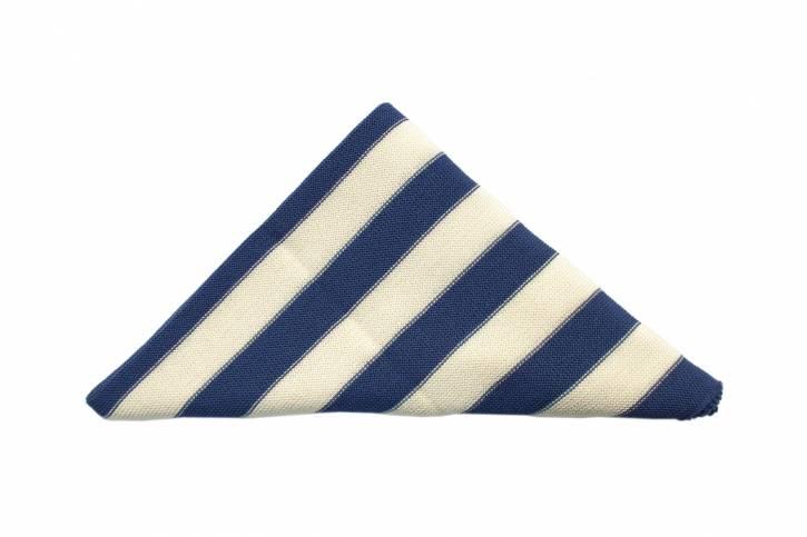 Ringelwickeltuch von Reiff ozean/natur / 80 x 90 cm