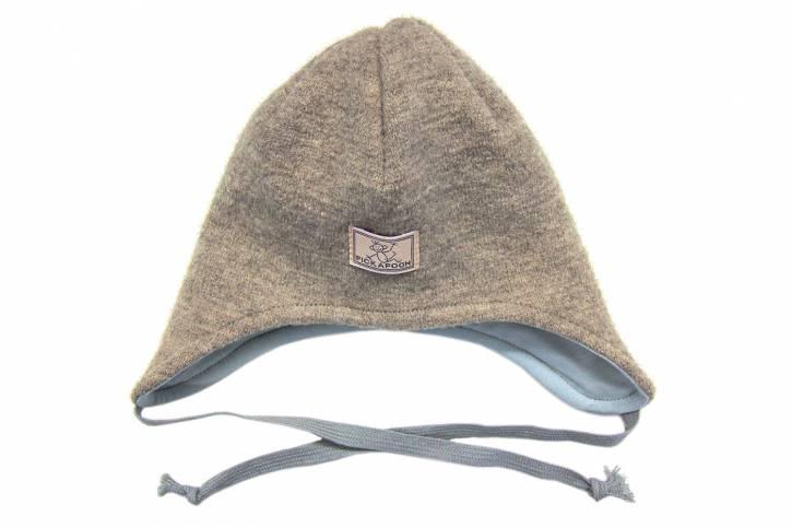 Mütze Jack Walk Schurwolle / Baumwolle von Pickapooh stein / 40