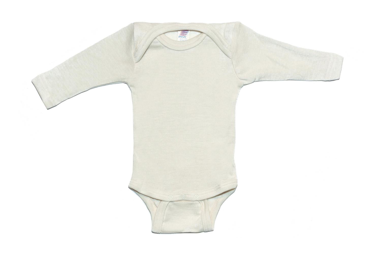 55f6ddeeed3147 Baby Body langarm von Engel natur   50 56
