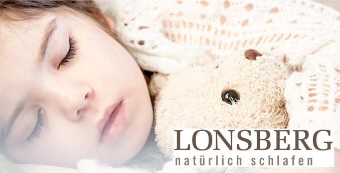 Lonsberg Matratze für Babys, Kleinkinder und Jugendliche