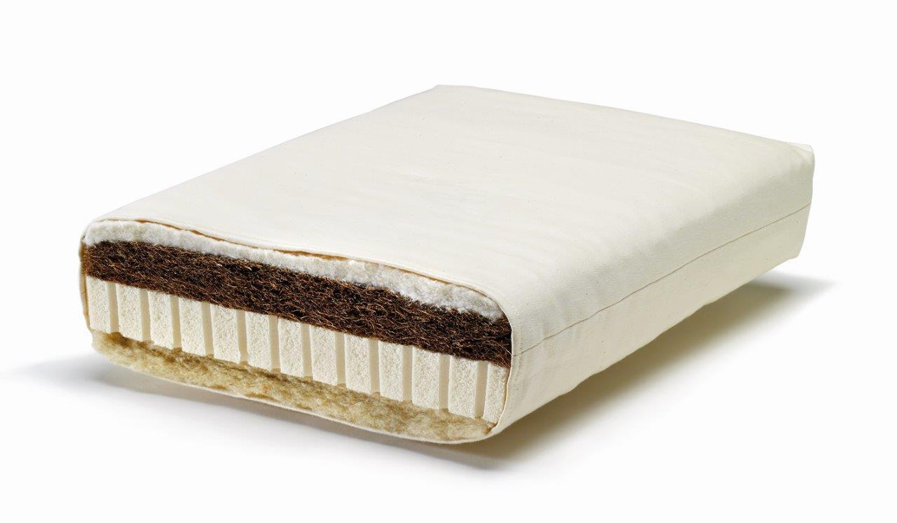 lisa weiche feste wende matratze f r babys und kleinkinder von lonsberg 70 x 140 cm. Black Bedroom Furniture Sets. Home Design Ideas