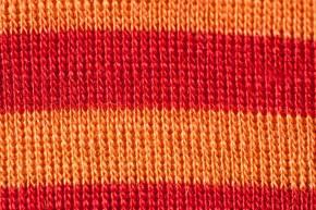 Kinder Shirt langarm von Engel kirschrot/orange / 92