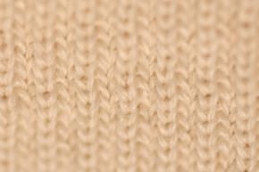 Baby Decke aus Schurwolle von Engel 80 x 100 cm natur