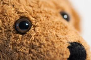 Spieluhr Bär Schnuckel von Kallisto mittelbraun