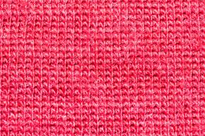 Nabelbund Hose mit Beinumschlag von Lilano Rot / 56