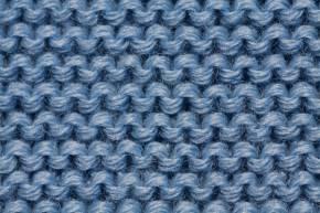 Wickeltuch von Reiff hellblau / 80 x 95 cm
