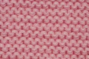 Wickeltuch von Reiff rosa / 80 x 95 cm