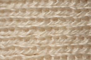 Strumpfhose Wolle Baumwolle von Living Crafts natural / 104