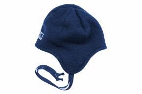 Mütze Jack Walk Schurwolle / Baumwolle von Pickapooh marine / 40